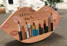 WIN Sephora's Favorite nude lipsticks