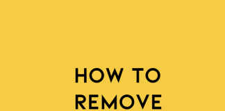 Remove gel polish